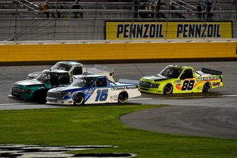 Austin Hill, Hattori Racing Enterprises, Toyota Tundra United Rentals, Johnny Sauter, ThorSport Racing, Ford F-150 Tenda, Ross Chastain, Niece Motorsports, Chevrolet Silverado Niece, Matt Crafton, ThorSport Racing, Ford F-150 Damp Rid / Menards