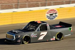 Korbin Forrister, All Out Motorsports, Toyota Tundra All Out