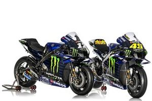 Мотоциклы Yamaha YZR-M1 Маверика Виньялеса и Валентино Росси, Yamaha Factory Racing