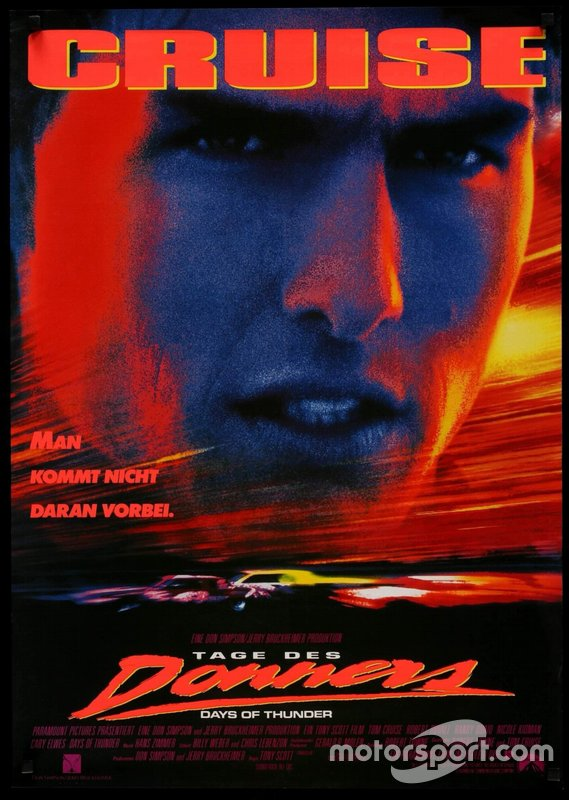 Dias de Trovão (Days of Thunder, 2000)