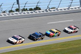 Joe Gibbs Racing: Denny Hamlin, Martin Truex Jr., Kyle Busch, Erik Jones