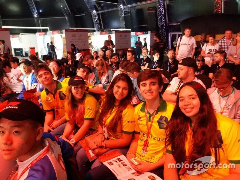 Equipe Brazilian Six