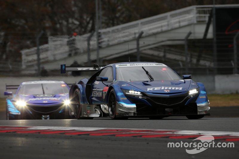 Koudai Tsukakoshi, Real Racing Honda NX-GT