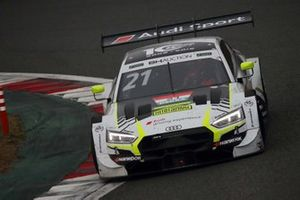 ブノワ・トレルイエ Benoit Treluyer, #21 Audi Sport Japan RS 5 DTM