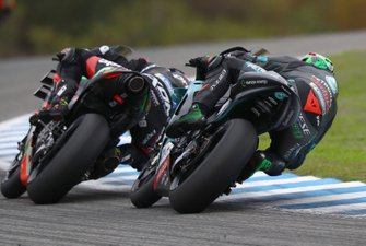 Franco Morbidelli, Petronas Yamaha SRT, Alex Marquez, Repsol Honda Team