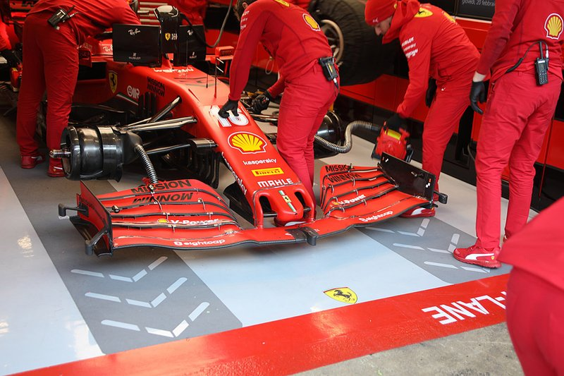 Ferrari: 844 (3929 km)