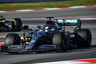 Льюис Хэмилтон, Mercedes AMG F1 W11