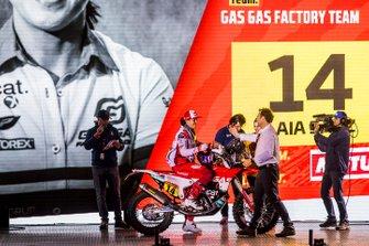 #14 GAS GAS Factory Team: Laia Sanz