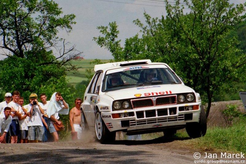 Toni Gardemeister, Paavo Lukander, Lancia Delta HF Integrale, Rajd Polski 1998