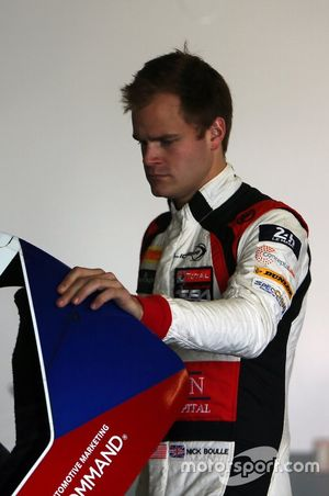 #52 PR1 Mathiasen Motorsports ORECA 07 Gibson: Nick Boulle