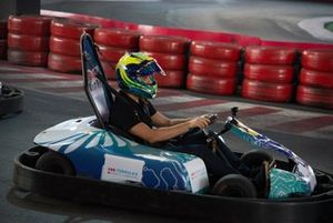 Felipe Massa divulga a Fórmula E no Brasil