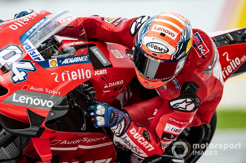 3 - Andrea Dovizioso, Ducati Team