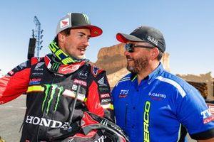 #12 Monster Energy Honda Team: Хоан Барреда