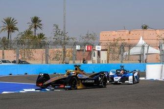 Antonio Felix da Costa, DS Techeetah, DS E-Tense FE20. Maximilian Günther, BMW I Andretti Motorsports, BMW iFE.20