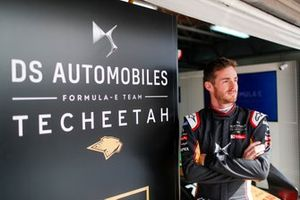 James Rossiter, DS Techeetah development driver