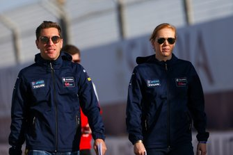 Robin Frijns, Virgin Racing, Alice Powell, Rookie Test Driver for Envision Virgin Racing