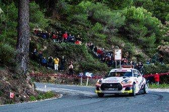 Javier Pardo - Adrián Pérez (Suzuki Swift Sport R+ N5)