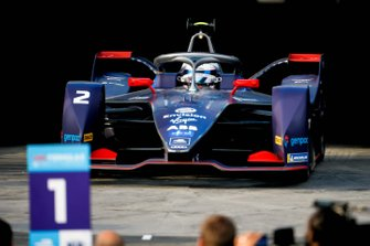 Sam Bird, Virgin Racing, Audi e-tron FE06, 1e plaats