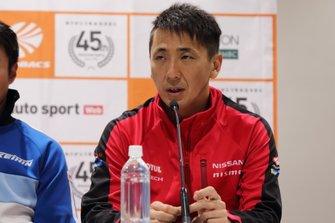 Tsugio Matsuda, #23 MOTUL AUTECH GT-R