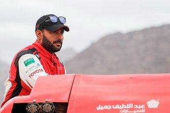 Язид Аль-Раджи, Overdrive Toyota