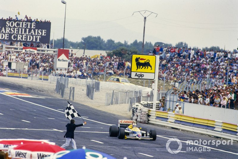 11. Nigel Mansell - Williams FW11-Honda - 1986 Fransa GP