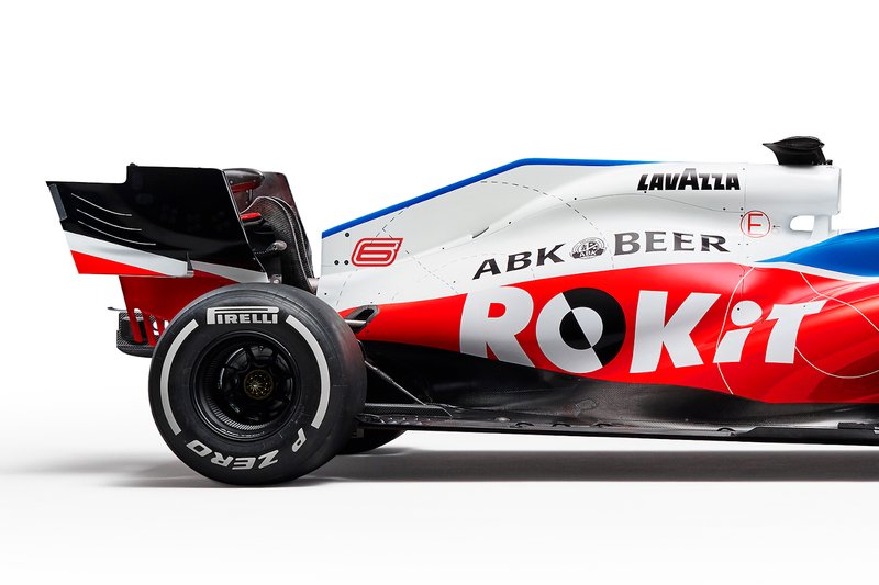 Williams FW43, 2020