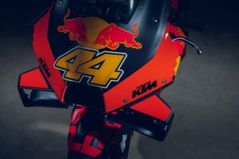 Bike of Pol Espargaro, Red Bull KTM Factory Racing
