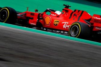 Себастьян Феттель, Ferrari SF90