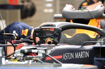 Voorwielophanging en stuur Red Bull Racing RB15