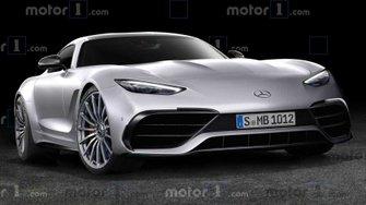 Mercedes-AMG GT Coupé 2021