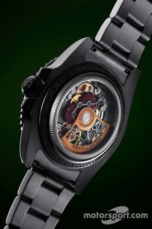 Andrea Pirlo watch design project