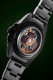 Andrea Pirlo watch design project