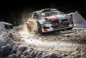 Olivier Burri, Fabrice Gordon, Volkswagen Polo GTI R5