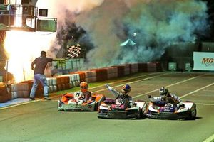 Equipe America Net Car Racing KTF foi a grande campeã das 500 Milhas de Kart