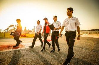 Kazuki Nakajima, Brendon Hartley, Toyota Gazoo Racing
