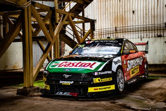 Jack le Brocq, Tickford Ford Mustang