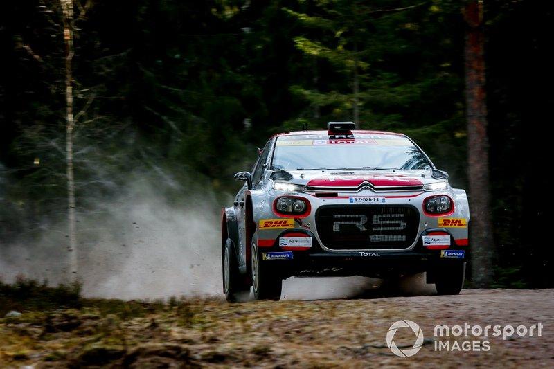Mads Östberg, Torstein Eriksen, PH Sport Citroen C3 R5