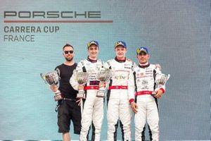 Podyum 1. Yarış: Enzo Guibbert, Racing Technology, Florian Latorre,RMS, Ayhancan Güven, Martinet by Alméras