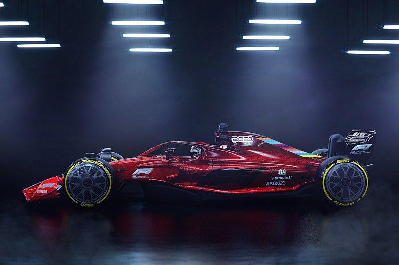 Model F1 2021