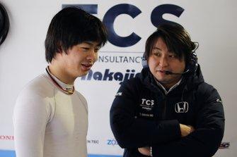 大湯都史樹 Toshiki Oyu(TCS NAKAJIMA RACING)