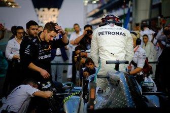 Lewis Hamilton, Mercedes AMG F1, Sam Bradley