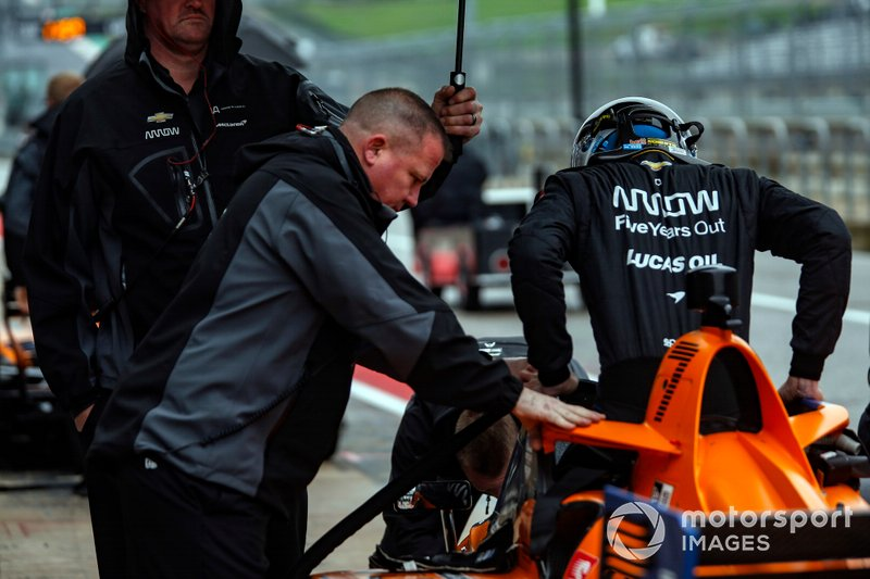 Oliver Askew, Arrow McLaren SP Honda