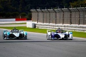 Maximillian Gunther, BMW I Andretti Motorsports, BMW iFE.20 James Calado, Jaguar Racing, Jaguar I-Type 4