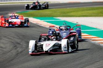 Neel Jani, Porsche, Porsche 99x Electric Sam Bird, Envision Virgin Racing, Audi e-tron FE06, Pascal Wehrlein, Mahindra Racing, M6Electro