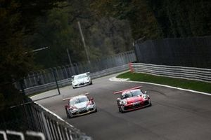 Federico Reggiani / Diego Mercurio, Ghinzani Arco Motorsport e Hugo Chevalier, AB Racing