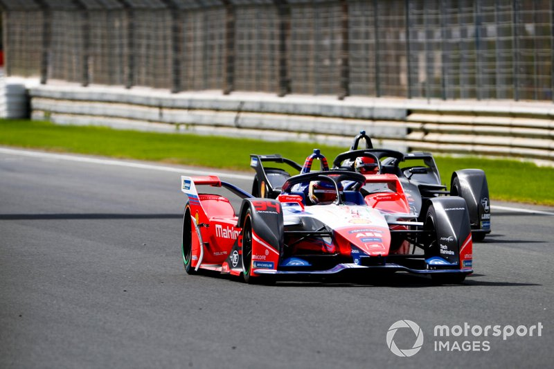 Pascal Wehrlein, Mahindra Racing, M6Electro Sébastien Buemi, Nissan e.Dams, Nissan IMO2