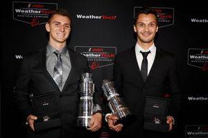 #86 Meyer Shank Racing w/ Curb-Agajanian Acura NSX GT3: Trent Hindman, Mario Farnbacher