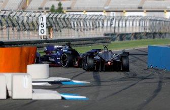 Sam Bird, Envision Virgin Racing, Audi e-tron FE06, Brendon Hartley, Dragon Racing, Penske EV-4