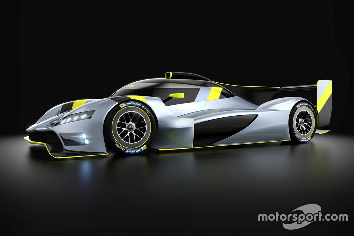 ByKOLLES LMH trackday version