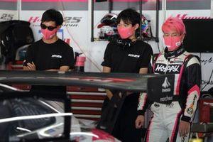 松井孝允 Takamitsu Matsui、佐藤公哉 Kimiya Sato(#25 HOPPY Porsche)